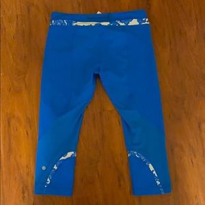 Lululemon Athletica Crop leggings | size 12